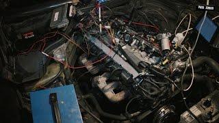 Mercedes 6 цилиндров на Январе 5.1 ДАД + ДТВ