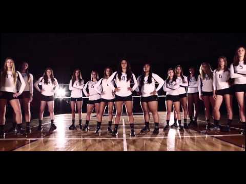 UW Volleyball: 2014 Team Intro Video