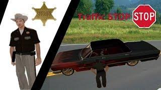 Vrsimo Traffic STOP nad liderom VLA- Kako pravilo raditi TSTOP ? Skill Arena Sherrif