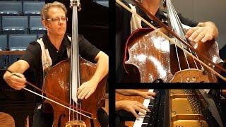 "Giovanni Bottesini: Variations on ""Nel cor piu non mi sento"""