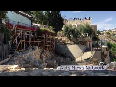 Jerusalem Archaeology Prophetic Sign of the Times