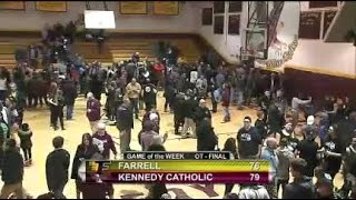 Player of the Game: Kennedy Catholic