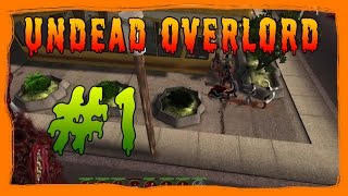 Undead Overlord #1 Кушаем мозги
