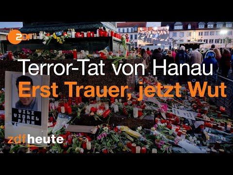 Hanau: Drei Monate nach der Terror-Tat - zwischen Wut, Vorwürfen und Aufklärung
