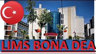 LIMS BONA DEA BEACH HOTEL 2019 БЮДЖЕТ ЧЕТВЕРКА KEMER ANTALYA TURKEY