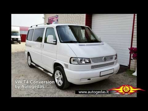 VW Transporter Styling T4