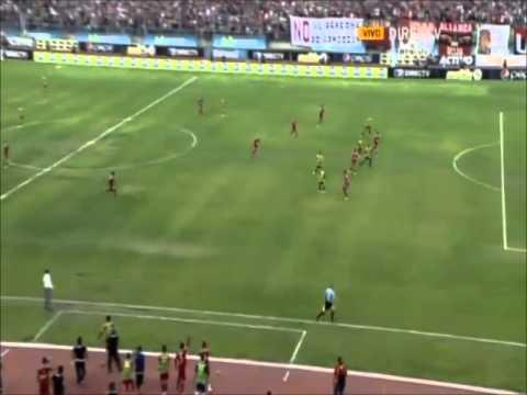 Gol de Wilker Ángel para darle el campeonato al Deportivo Táchira ante Caracas