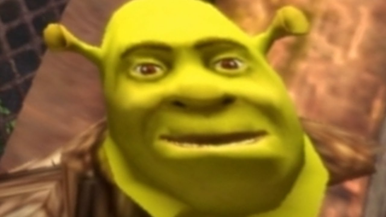 Shrek Is Dreck - YouTube