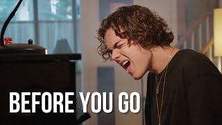 Download lagu Before You Go - Lewis Capaldi (Cover by Alexander Stewart)