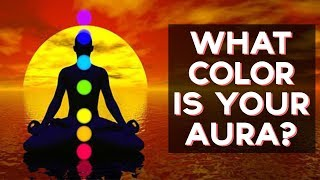 What Color Is Your Aura? | Fun Tests