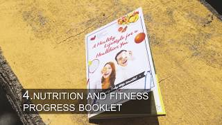 Nutrition & fitness guide toolkit