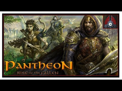CohhCarnage Plays Pantheon: Rise Of The Fallen Alpha With The Devs - Part 1