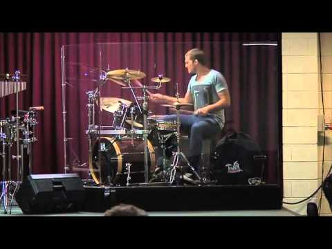 Drum Solo, Mike Webber, Planetshakers