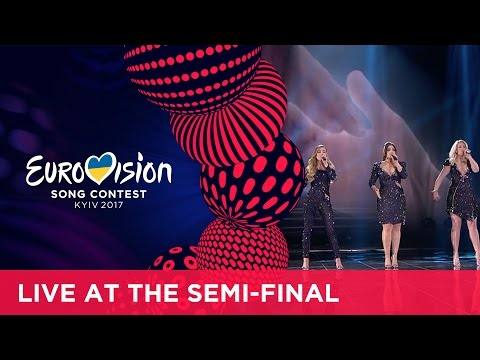 OG3NE - Lights and Shadows (The Netherlands) LIVE at the second Semi-Final