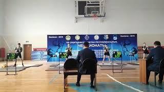 Федоровский Валентин - толчок 155 раз.
