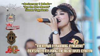 Anniversary 1 Dekade - Ayu Om New Monata Sleman Yogyakarta