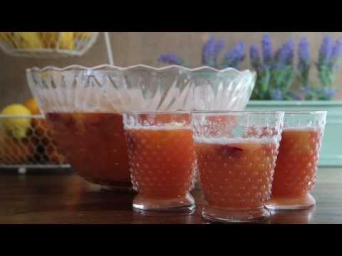 How To Make Fruit Punch | Punch Recipe | Allrecipes.com