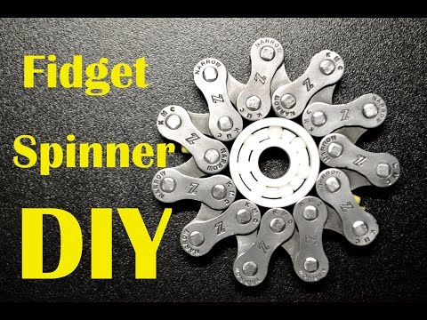 Fidget Spinner DIY: Easiest and Cheapest One I've Done (Original)