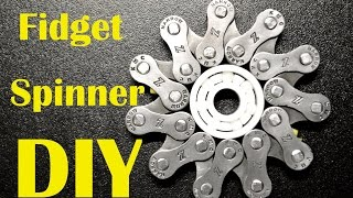 Fidget Spinner DIY: Easiest and Cheapest One I