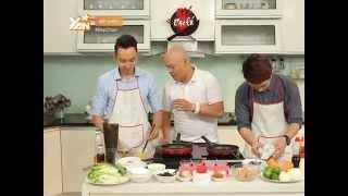 Bếp Chiến || Tập 12: Khi trai đẹp La Quốc Hùng vào bếp | Full HD