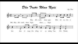 Đến Trước Nhan Ngài  -   Ngọc Linh   -  (All voices) .