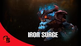 Dota 2: Store - Spirit Breaker - Immortal Iron Surge