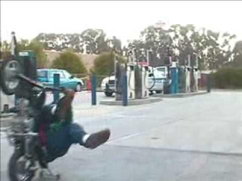 stanton high 50 stunt video