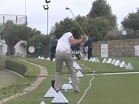 Rory Mcilroy Reverse View High Speed Slow Motion Youtube