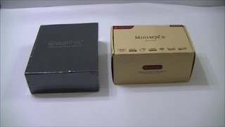 Beelink GT1 vs Beelink Mini MXIII II Android Box