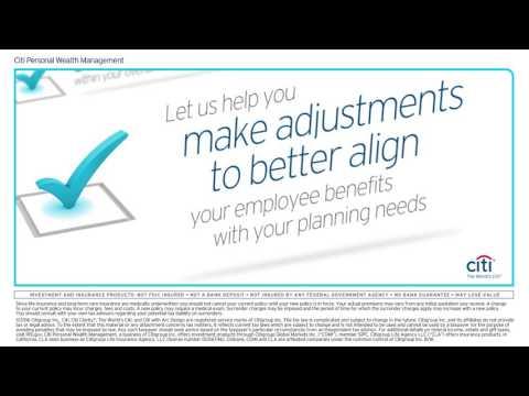 Citi Bank Employee Benefits