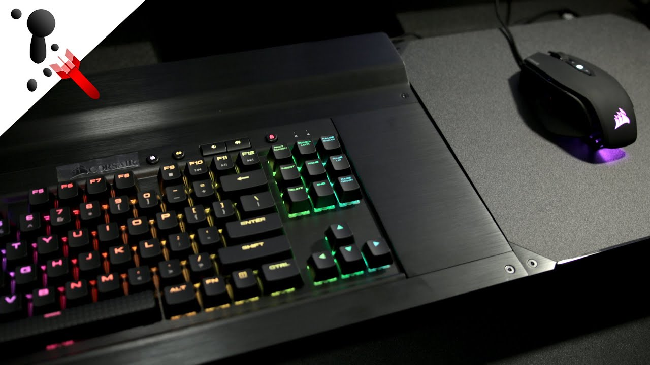 Corsair Lapdog Review Living Room Gaming