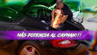 MÁS POTENCIA AL CAYMAN / CASI CHOCAMOS EL BM... | JUCA