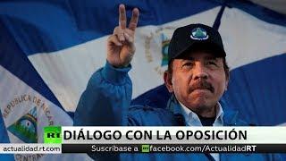 Nicaragua: Daniel Ortega anuncia que retomará el diálogo con la oposición tras meses de protestas