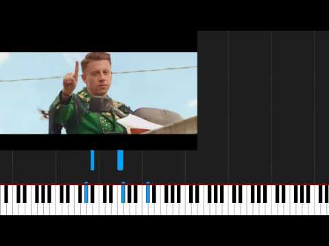How to play Downtown by Macklemore - Ryan Lewis  on Piano Sheet Music