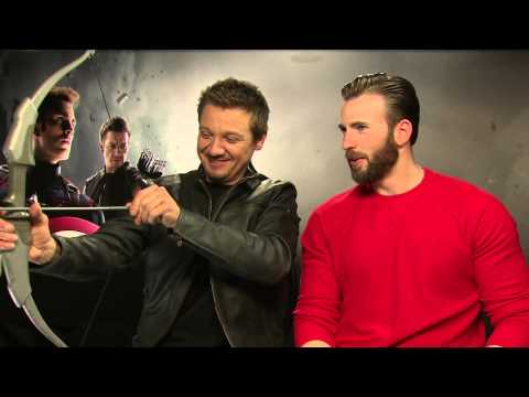 Marvel's Avengers: Age of Ultron - Mini Thor Meets Hawkeye & Captain America - OFFICIAL | HD