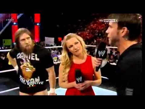 Cm Punk and Daniel Bryan Q&A Part 3 Raw 25 11 13из YouTube · Длительность: 1 мин28 с