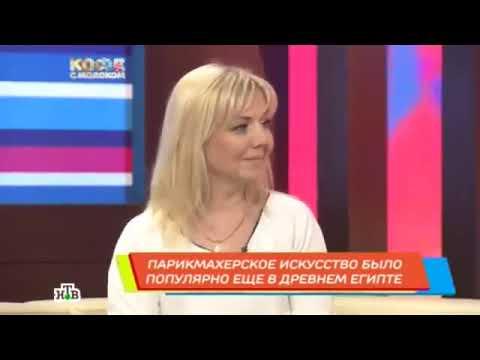 Круглосуточный салон красоты Dozari (стилист Ольга Морозова) на НТВ в передаче Кофе с молоком