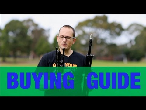 Light stand buying guide