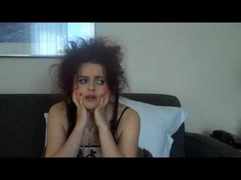 Helena Bonham Carter on her big girl, Johnny Depp, DVD extras