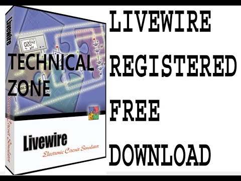 how to download registered livewire | PCB Wizard - YouTube