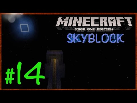 Minecraft Xbox: Lets Play - SkyBlock Survival [Part 14] (TU27) XBOX EDITION
