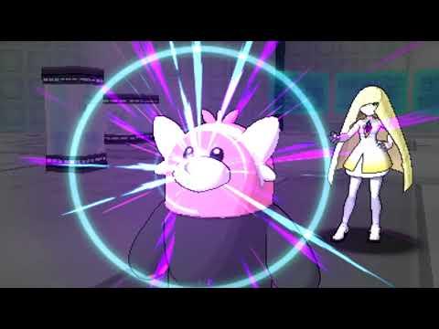 Pokemon Ultra Moon - 0 Exp Part 16: Lusamine