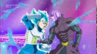 Dragon Ball Super Vegeta vs Hit ITA