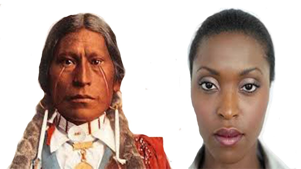 BLACK PEOPLE: STOP THINKING YOU\'RE NATIVE AMERICAN! - YouTube