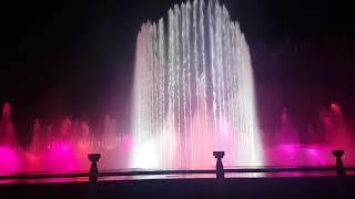 OKADA Dancing Fountain