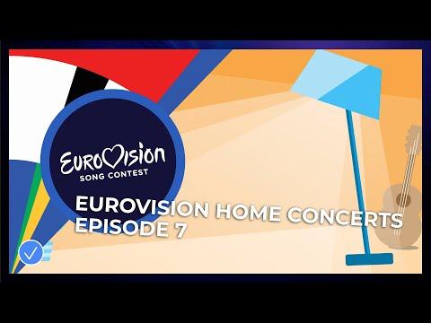 Eurovision Home Concerts - Episode 7 - Season Finale