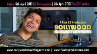Gambar cover Shaan Singing Live. Behti Hawa Sa Tha Woh - 3 Idiots - Bollywood Showstoppers 2013 EXCLUSIVE.