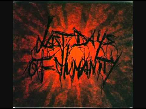 last days of humanity   consumed in gore mp3