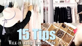 Closet Organization DIY Organizers! MissLizHeart