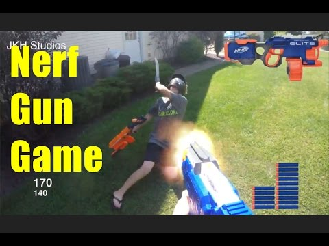 FPS Nerf Gun Game 1